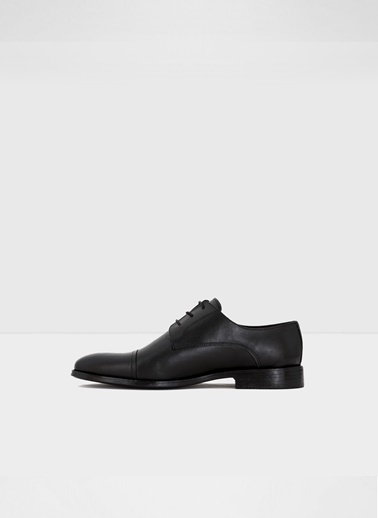 Aldo Argyle-Tr - Siyah Erkek Oxford Ayakkabi Siyah